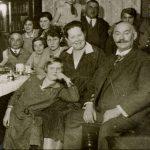 1930 Silvester Familie Auerbach