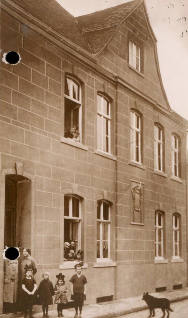 Familien Max und Hermann Auerbach