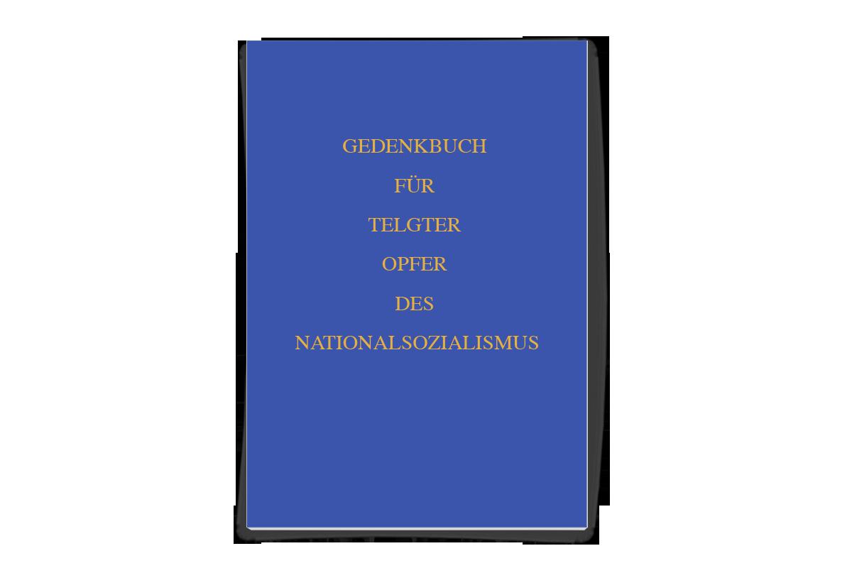 Gedenkbuch für Telgter Opfer des Nationalsozialismus
