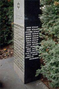 Gedenkstele Lathen