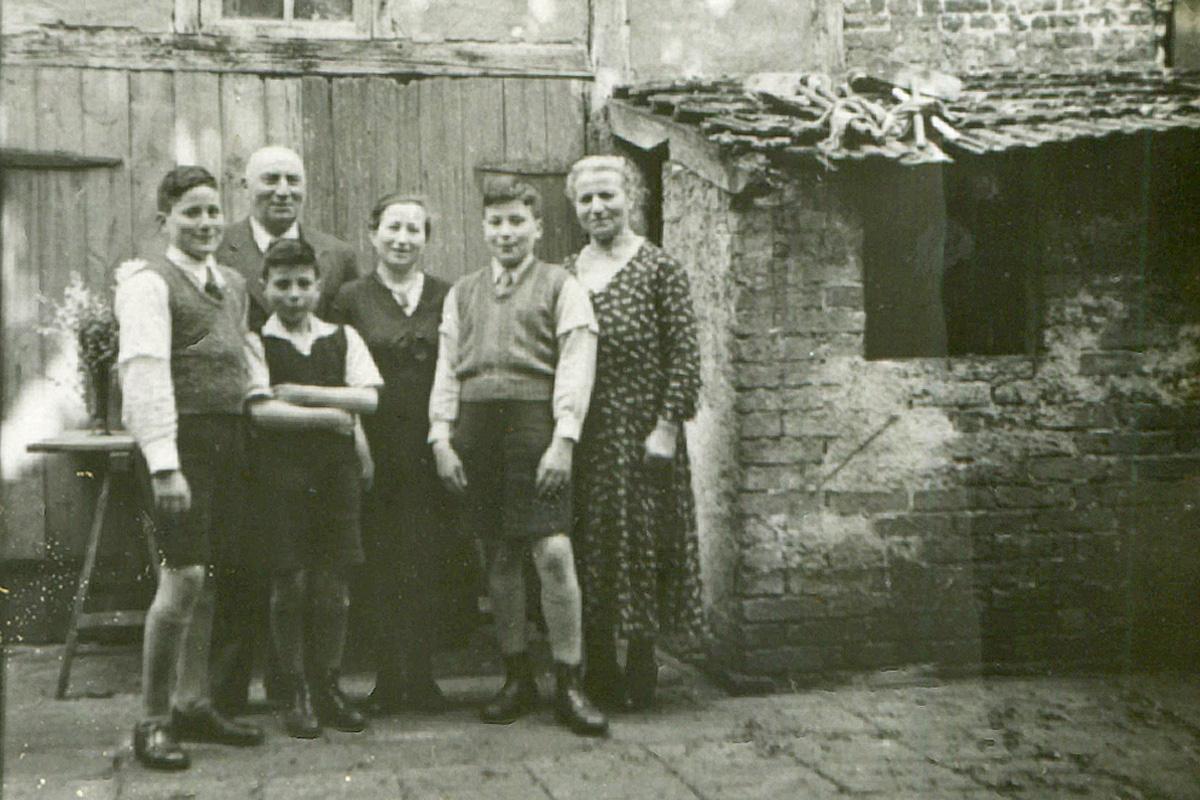 Familie Jakob Auerbach