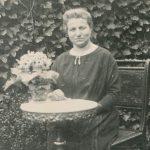 Fanny Auerbach um 1920
