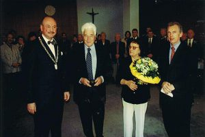 1998 Feierstunde für Alfred Auerbach