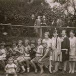 Sommer 1930 an der Ems