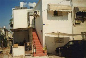 Tel Aviv, Wohnhaus von Alfred Auerbach
