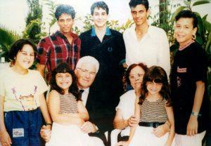 Familie Auerbach in Tel Aviv