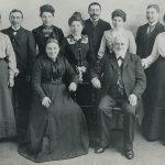 Familie Mendel Auerbach in der Zeit des Deutschen Reiches