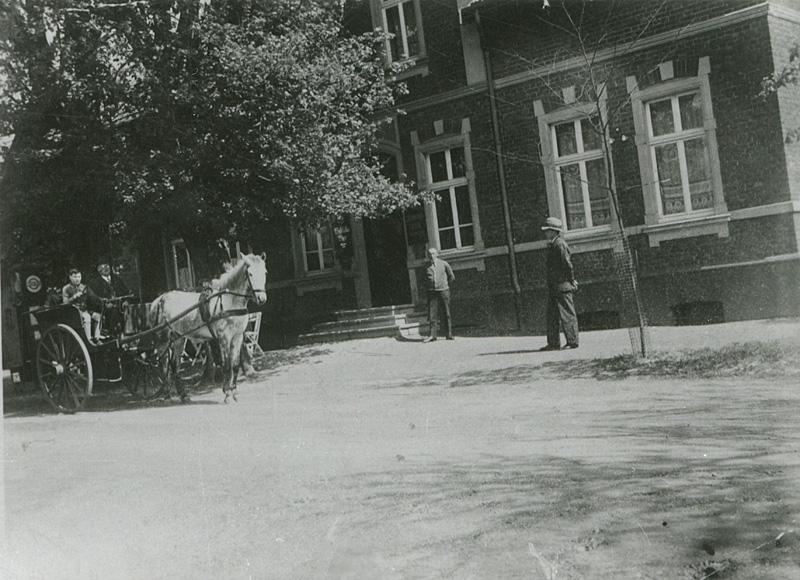 Jakob und Alfred Auerbach