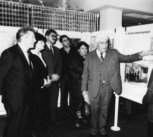 1988 Ausstellungseröffnung Telgte