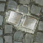 Stolperstein Johanna und Hermann Auerbach