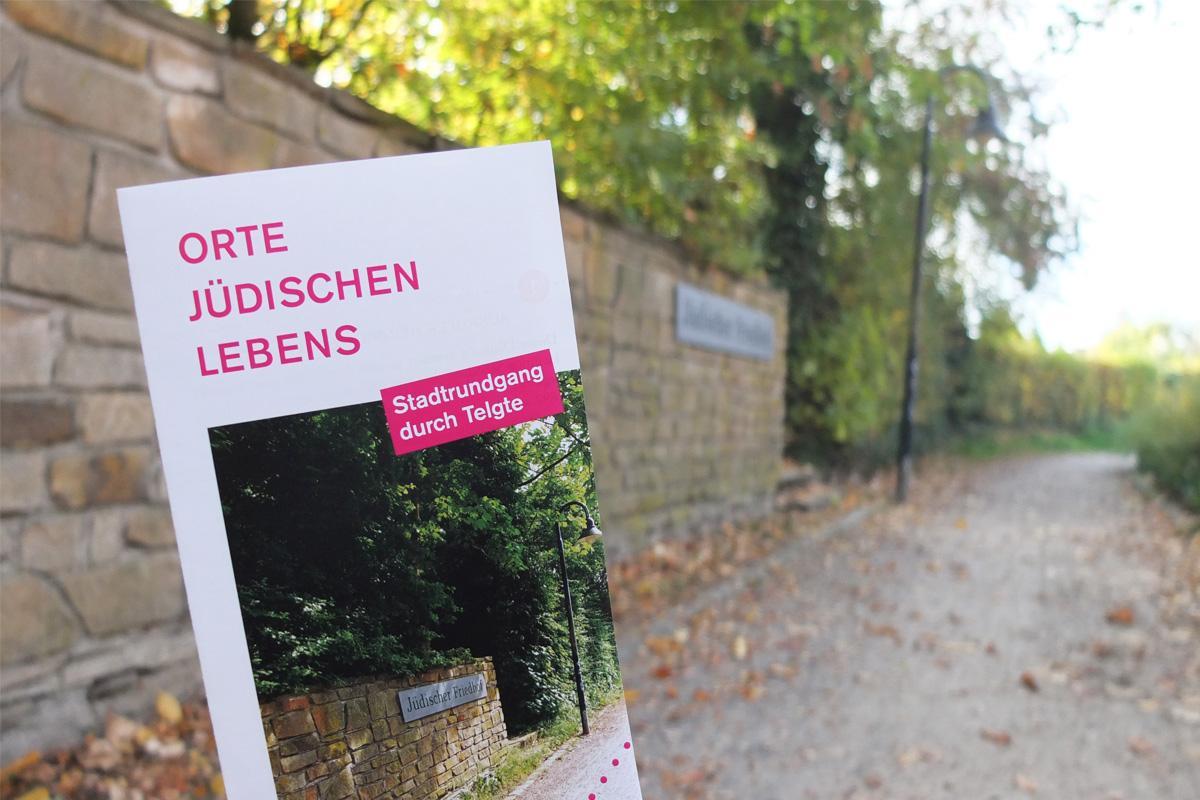 Orte jüdischen Lebens, Statdtrundgang durch Telgte