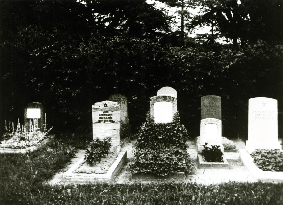 Jüdischer Friedhof am Hagen, Telgte