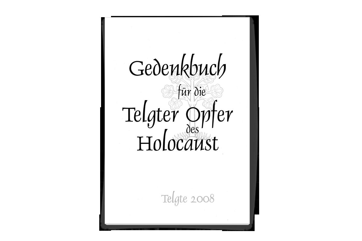 Gedenkbuch für die Telgter Opfer des Holocaust
