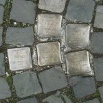 Stolperstein Familie Jakob Auerbach