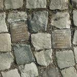 Stolpersteine Maria und Josef Unger